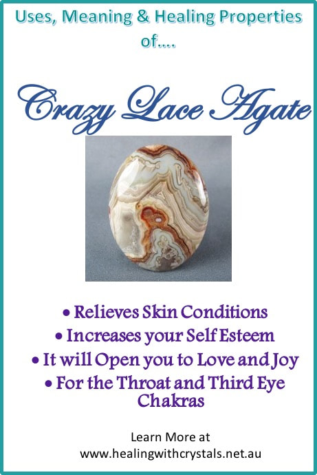 Agate - Metaphysical Healing Properties