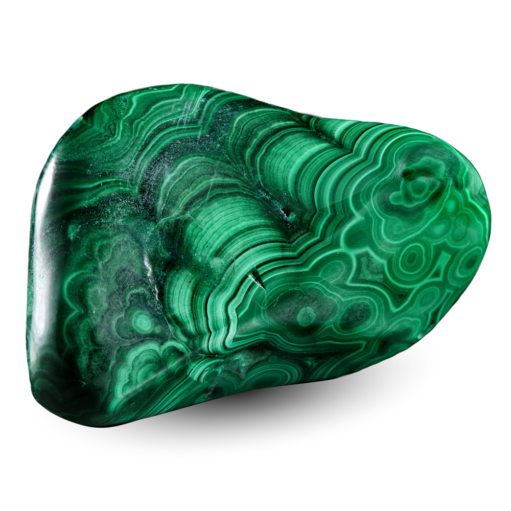 malachite metaphysical healing properties