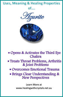 Azurite - Metaphysical Healing Properties