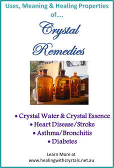 Crystal Remedies - Metaphysical Healing Properties