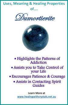 Dumortierite - Metaphysical Healing Properties