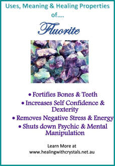 Fluorite - Metaphysical Healing Properties