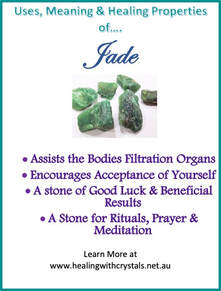 Jade - Metaphysical Healing Properties