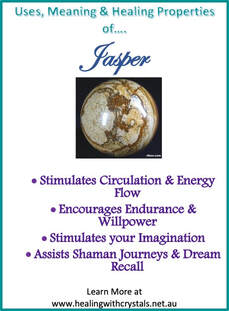 Jasper - Metaphysical Healing Properties