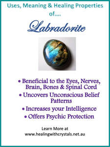 Labradorite - Metaphysical Healing Properties