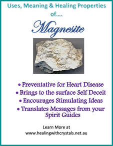 Magnesite - Metaphysical Healing Properties